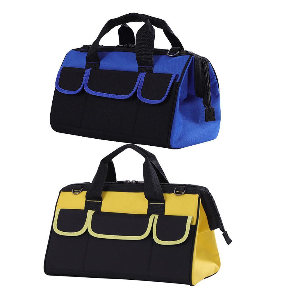 Workpro Waterproof Portable Household Plumber Repair Single Shoulder Tool Kit Electrician Tool Bag