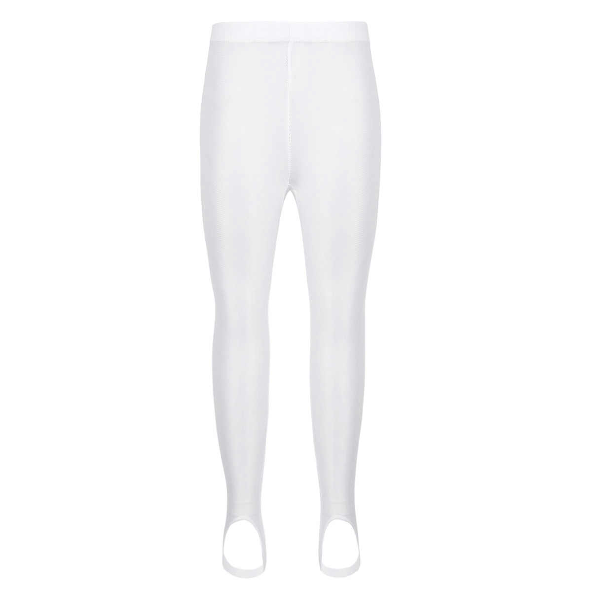 42ff429067ade ... Kids Elastic Stirrup Ballet Pantyhose for Girls Boys Soft Dance Tights  Yoga Gymnastics Ballet Leggings Stocking ...