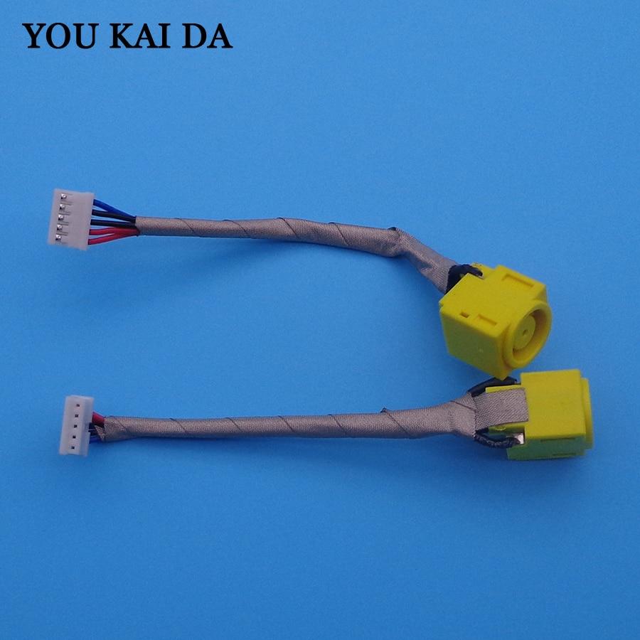 1 PCS DC Jack Connector For Lenovo Thinkpad X220 X220I X230 X230I DC Power Jack Socket Plug Cable