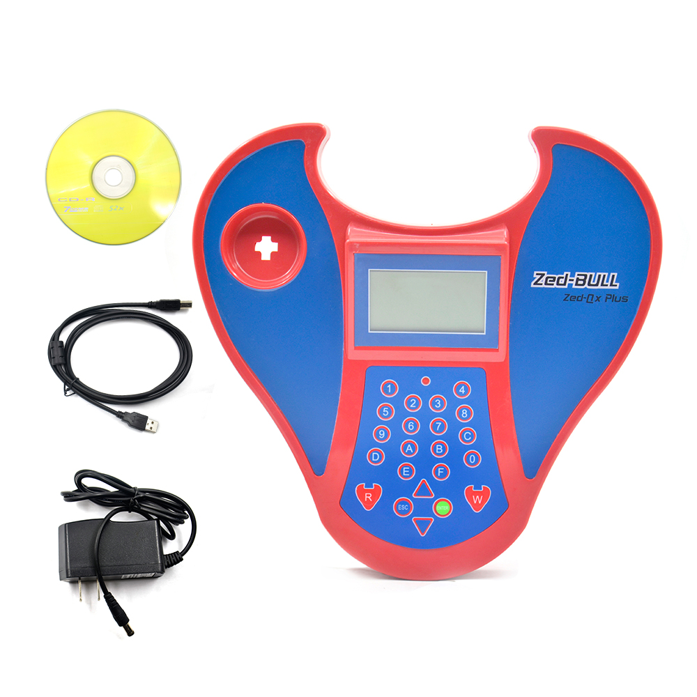 Image 5 - 2019 New Big Zed bull Key Programmer Transponder Clone Key Programmer Zed Bull transponder clone function as mini Zed Bull-in Auto Key Programmers from Automobiles & Motorcycles on