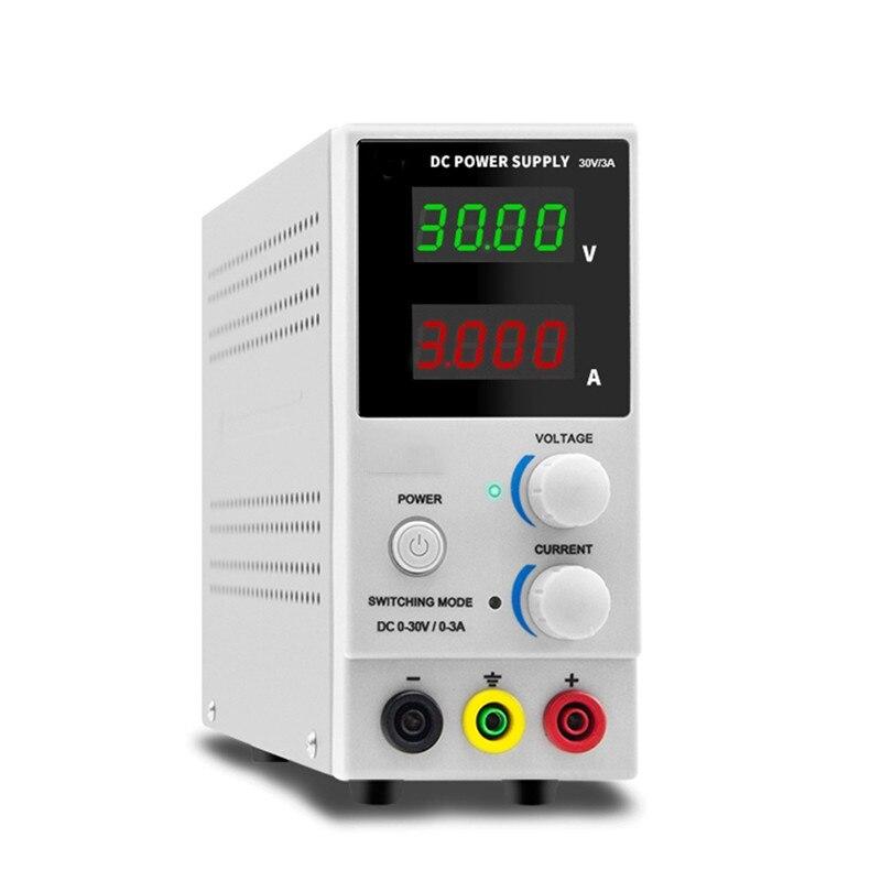 NEW 30V 3A 5A DC Switch Power Supply Voltage Regulator LED Display Adjustable Switching Regulator For Laptop RepairNEW 30V 3A 5A DC Switch Power Supply Voltage Regulator LED Display Adjustable Switching Regulator For Laptop Repair