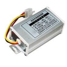 Новая горячая Электрический трансформатор автомобиля велосипед DC конвертер адаптер аккумулятор для хранения 36 в 48 в 72 В до 12 В 10A вниз