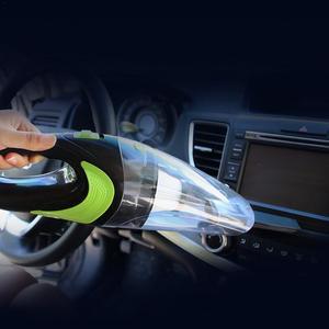 Image 5 - Chuyên nghiệp Không Dây 120 wát Xe Máy Hút Bụi USB Sạc Cáp Car Home Dual Sử Dụng Máy Hút Bụi ABS Xe Điện