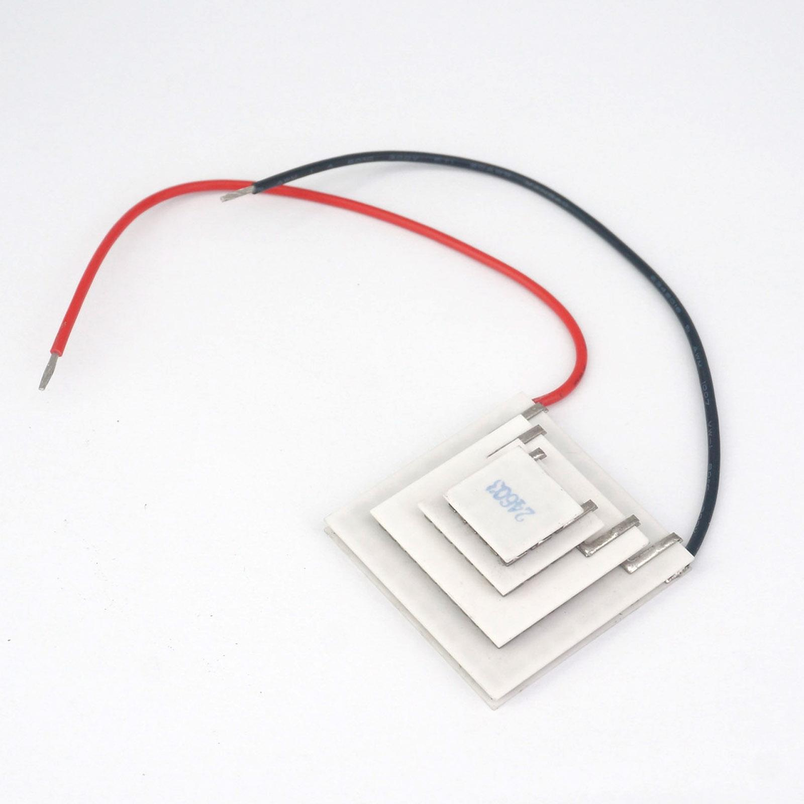 TEC4-24603 Heatsink Thermoelectric Cooler Peltier Cooling Plate Four Layers Refrigeration Module