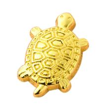 Feng Shui Golden Turtle Money LUCKY Fortune Wealth Japan Golden Frog Coin Home Office Decoration Tabletop Ornaments Lucky Gift genuine fengshui pear wood carvings cattle fortune bullish money cow ornaments lucky defends transport rosewood gifts