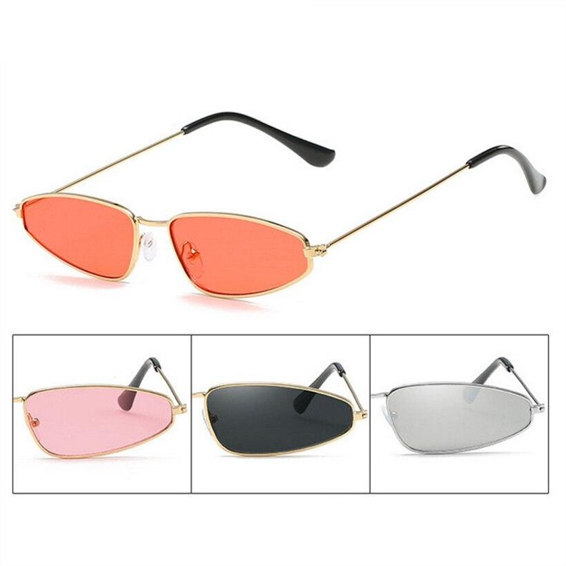 XojoX Cat Eye Sunglasses Women Fashion Vintage Small Sun Glasses Barnd Female Shaped Retro Glasses Men Cool Eyeglasses UV400