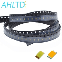 1000X Small White/Yellow/Blue Lamp Beads 0603 SMD LED Light-emitting Diodes Free Shipping 1.6*0.8*0.4MM 6000-6500K 3.0-3.6V
