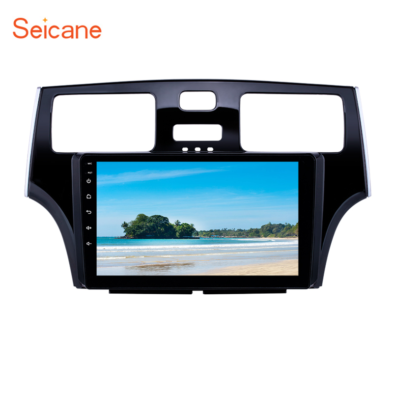 Seicane GPS Navi 9 inch Android 7.1/8.1 for 2001 2002 2003 2004 2005 Lexus with Steering Wheel Control DAB Car Multimedia PlayerSeicane GPS Navi 9 inch Android 7.1/8.1 for 2001 2002 2003 2004 2005 Lexus with Steering Wheel Control DAB Car Multimedia Player