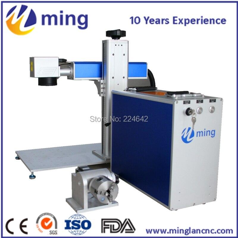 fiber laser marking machine Laser engraving for logo, text, QR code, bar code, serial number.