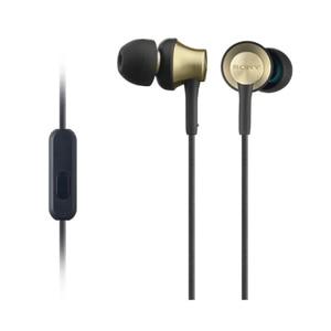 Image 2 - SONY MDR EX650AP אוזניות 3.5mm Wired אוזניות מוסיקה אוזניות חכם טלפון אוזניות דיבורית עם מיקרופון ב קו שליטה
