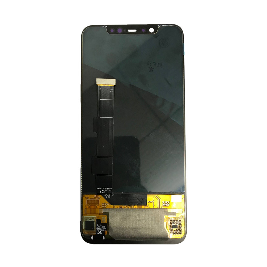For Xiaomi Mi 8 Mi8 LCD Display Touch Screen Digitizer Assembly Free Tools Replacement