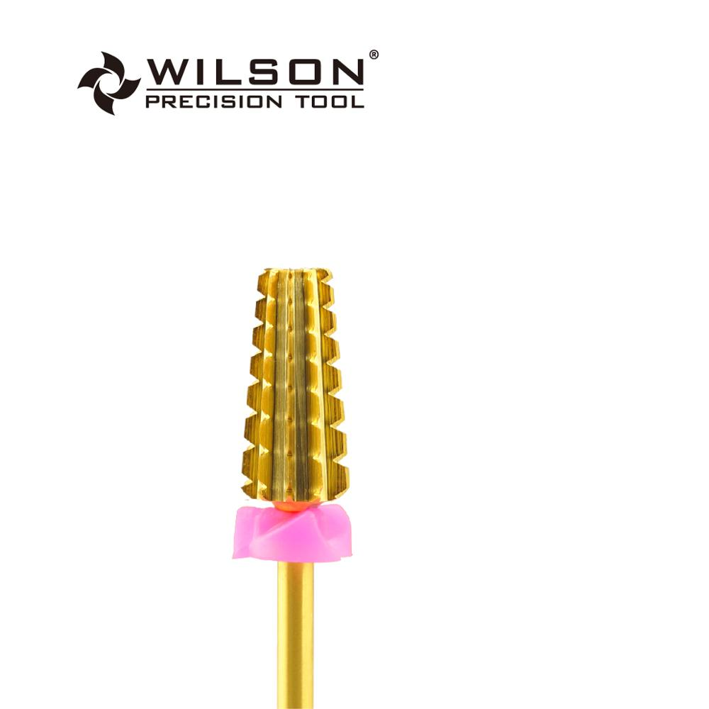 Image 3 - 5 in 1   Carbide Nail Bits   WILSON Carbide Nail Drill Bit-in Electric Manicure Drills from Beauty & Health