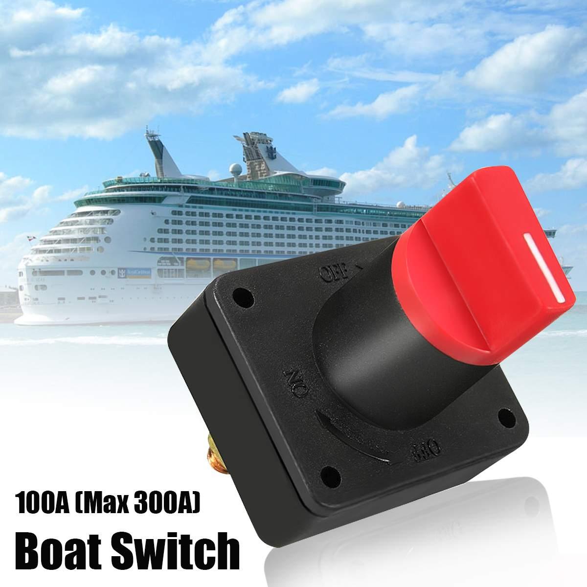 300A 60V DC Auto Car Boat Caravan Van Truck Switch Battery