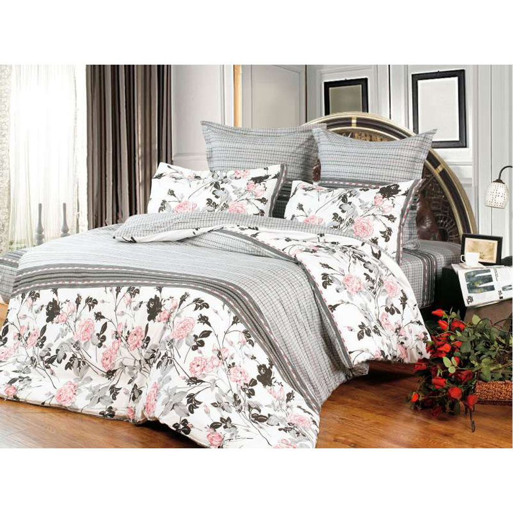 Bedding Set SAILID B-116 cover set linings duvet cover bed sheet pillowcases TmallTS promotion 7pcs baby crib bed linen cotton baby bedding set baby cot girls bedclothes bumper duvet bed cover bed skirt