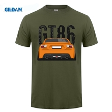 GILDAN gt 86 Car Styling T Shirts Men Designer Clothes auto O Neck Tshirts Slim Fit Tops Fashion m3 e30 Car-Styling Tee Shirt
