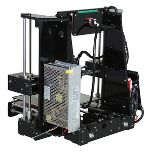 Image 4 - Anet A6 High Precision Big Size Desktop 3D Printer Kits Self Assembly LCD Screen with 16GB SD Card Printing Size 220*220*250mm
