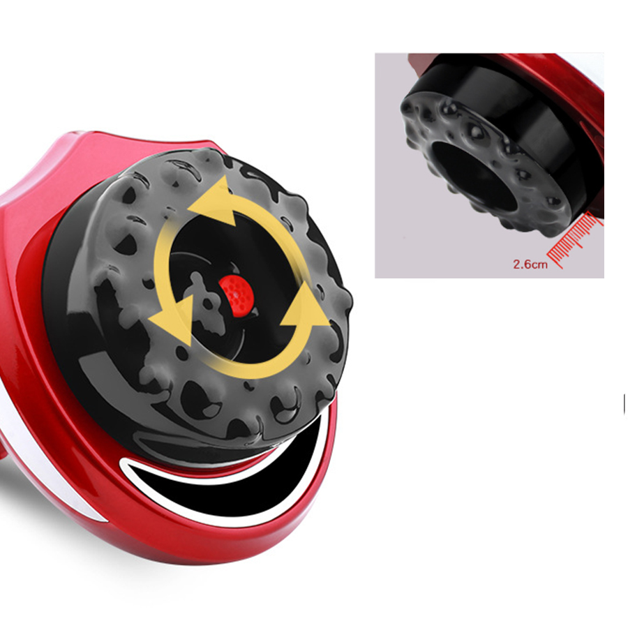 Image 5 - Electric Cupping Massager Suction Vacuum Magnet Therapy Guasha Scraping Massage Stimulate Acupoint Body Slimming Rechargeable-in Cupping from Beauty & Health