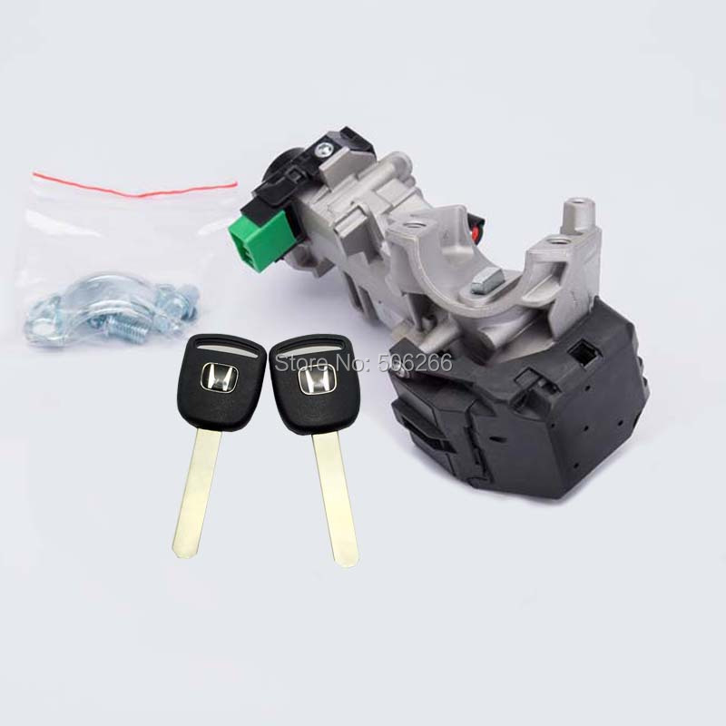 Competitive Price Auto Spare Parts Car Lock Ignition Assembly for Honda Civic Odyssey Fit 06350 SAA