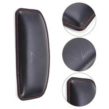 Universal Car Door Armrest Soft Leather Driver Arm Protective Pad Mat Passenger Rest Support Pillow
