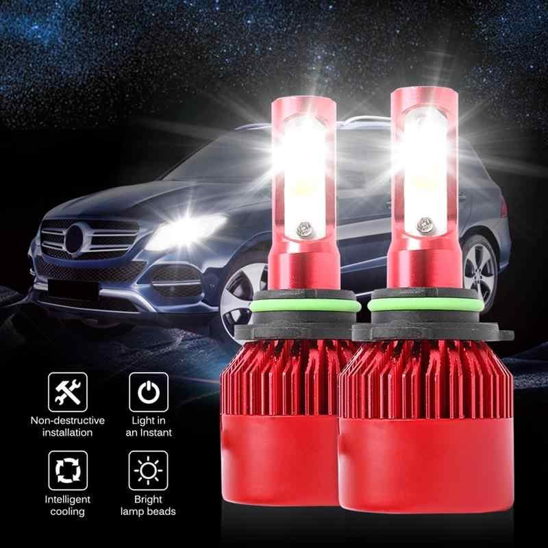 Onever Car Headlights 36W 8000LM White Automobiles LED Lamps 6000K Fog Light Bulbs H1 H4 H7 9005 9006 High Brightness Bulbs