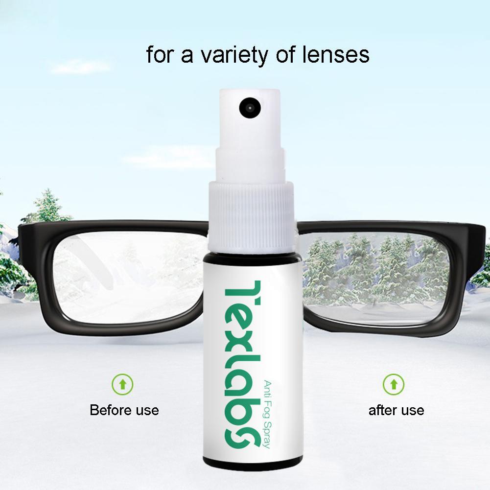 20ml Anti-Fog Agent For Swimming Glasses Diving Masks Goggles Waterproof Anit-fog Liquid Spray For Car Window Bathroom Clean