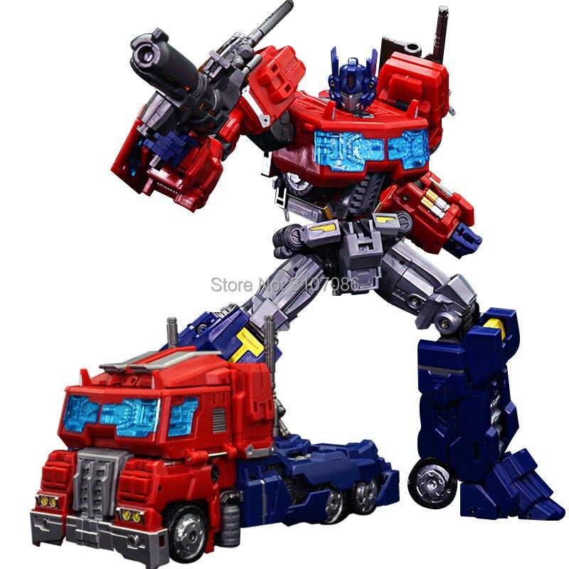 Transformacji LT03 LT 03 po dowódca MT CD01 KO wersja MPM03 broń mistrz G1 figurka zabawkowe roboty w Figurki i postaci od Zabawki i hobby na  Grupa 1