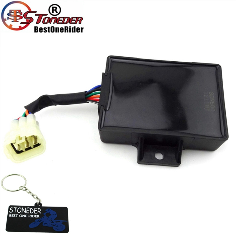 STONEDER ECU REV Ignition CDI Box For Kazuma Jaguar 500 4x4 500cc Quad 4 Wheeler UTV