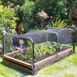 10-30mx5m náilon extra forte anti pássaro rede jardim alocação reutilizável planta frutas culturas proteger malha anti gato cão galinha rede