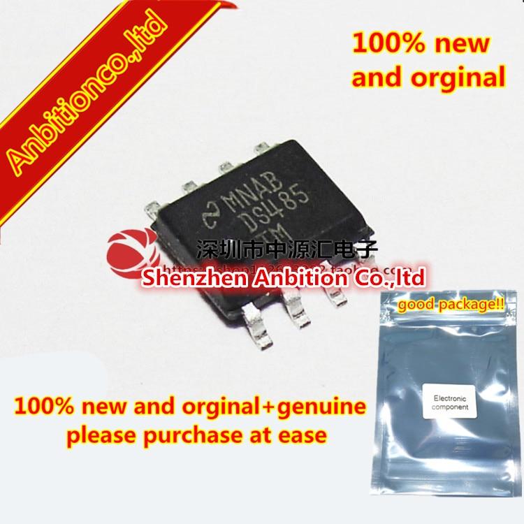 10 шт 100% новое и первоначально DS485TMX DS485TM СОП-8 низкая Мощность RS-485/RS-422 Multipoint трансивер в наличии