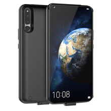 For Huawei Honor Magic 2 Battery Charger Case 6500mAh Portable Extended Backup Battery Power Bank Case For Honor Magic 2 Cover