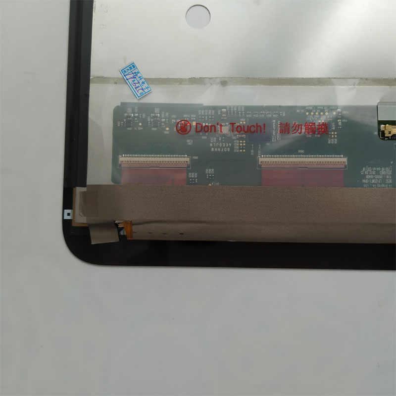 شاشة LCD أصلية مع مجموعة شاشة تعمل باللمس LP25WF1-SPE2 لـ DELL XPS 12 9Q23 بدون إطار