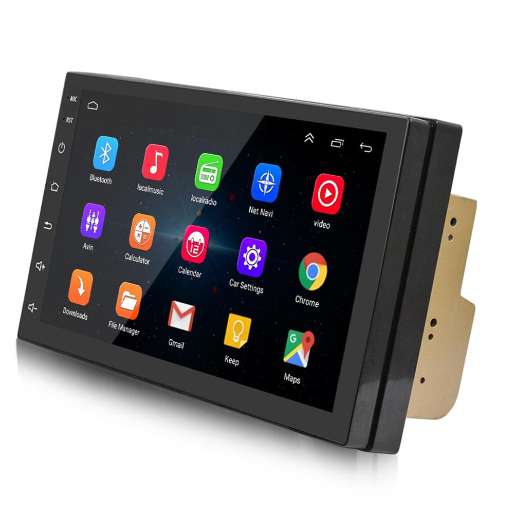 Unterhaltungselektronik Android 7 Zoll Spieler Bluetooth 4,0 Stereo Radio Gps Navigator Einer Maschine 1018 Produkte HeißEr Verkauf
