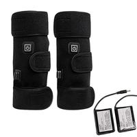 Winter Electric Heating Knee Pads Brace Sport Keep Warm Leg Joint Warmer Kneepad Strap