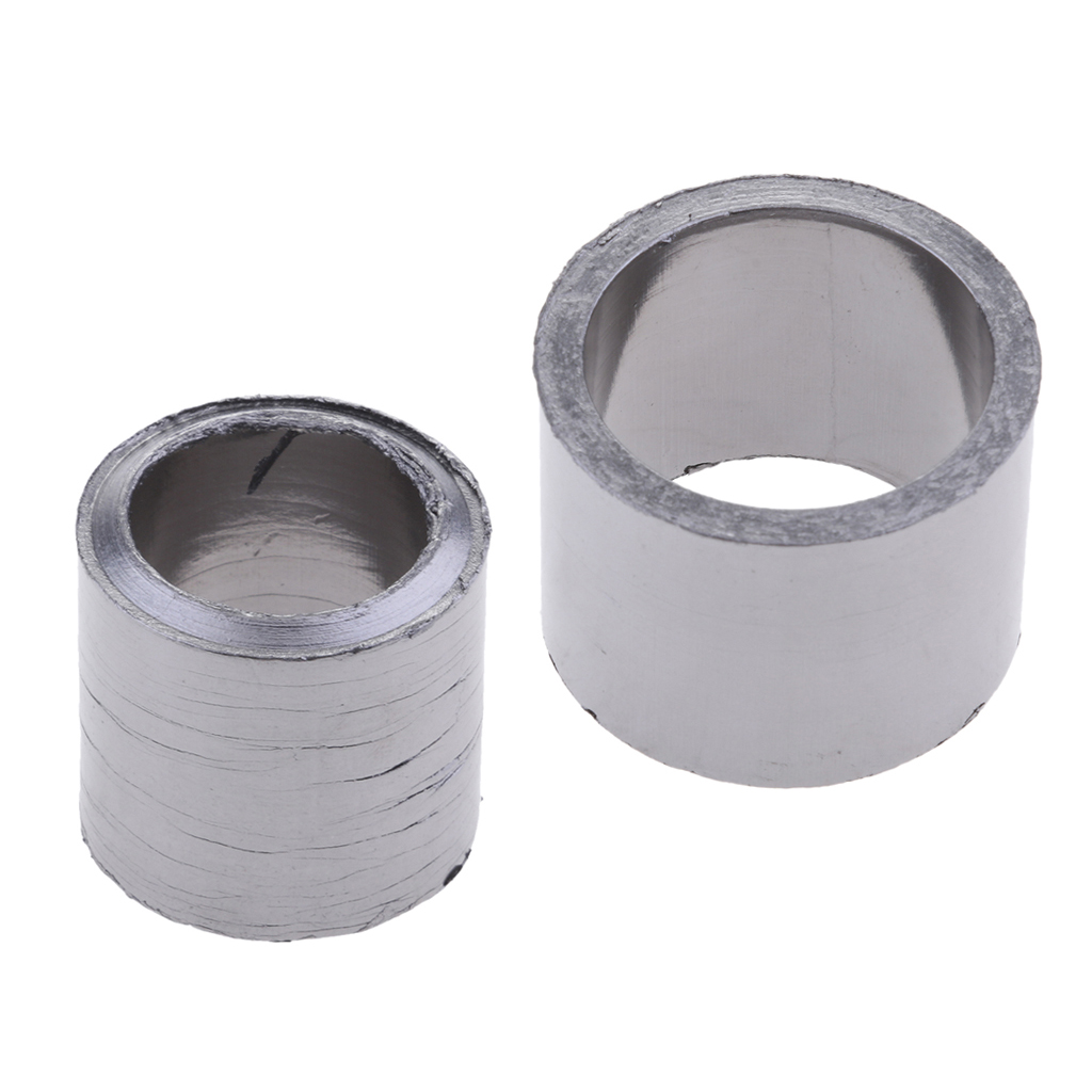 Motorbike Exhaust Pipe Gasket For Pit Bike/ATV/Scooter/Quad Muffler Part 28/38mm Exhaust Pipe Gasket Motorcycle Accessories 2019-in Exhaust Gaskets from Automobiles & Motorcycles