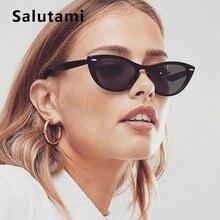 Vintage Leopard Cat Eye Women Sunglasses