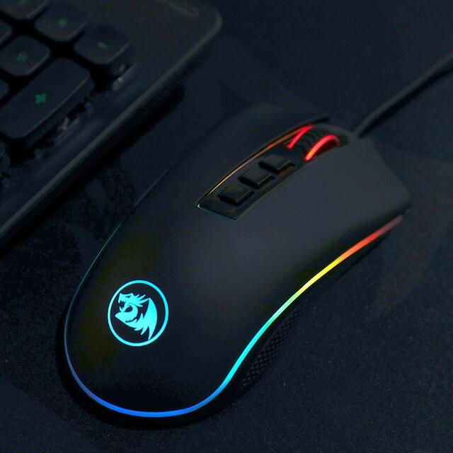 Redragon M711-1 Gaming Mouse 4