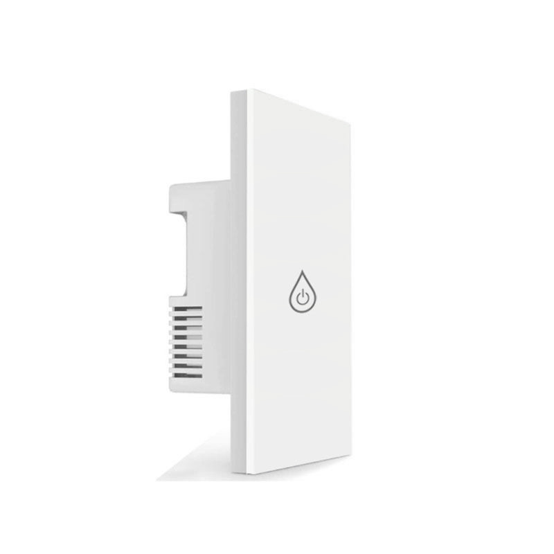 Smart Home Wall Mount Smart Voice Control Light Sensor Switch Sound Wifi Water Heater Remote Control Switch Panel 1x