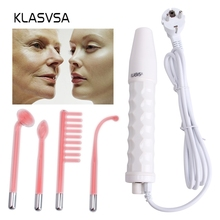 Darsonval Wand 4 in 1 High Frequency Remover Facial Skin
