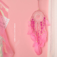 Original new pink little night light  INS style girl heart air decoration, birthday present for valentines day