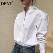 Turn-down Blouse 219 Collar