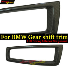 E63 E64 F06 F12 F13 Gear Shift Surround Covers interior Trim For BMW 6-Series 640i 650i xDrive  Left Hand Drive