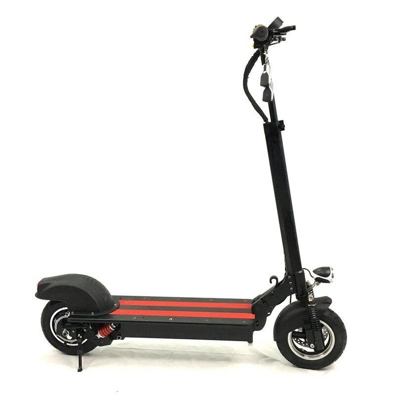 2019 RUIMA mini 4 pro versione impermeabile 48 V 16AH e Panasonic batteria potente scooter forte potere scooter elettrico