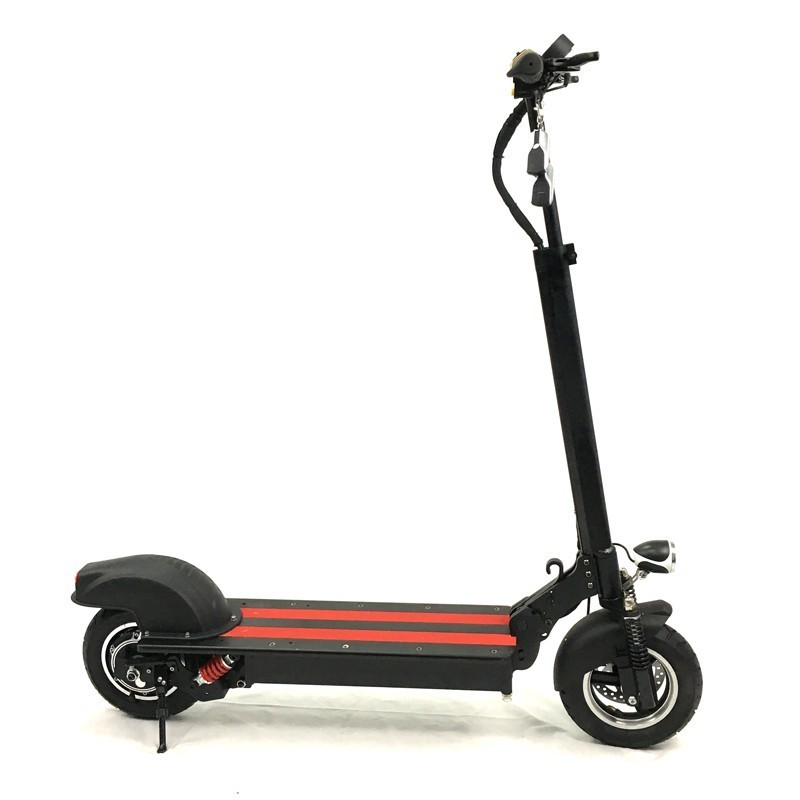 2019 RUIMA mini 4 pro waterproof version 48V 16AH and Panasonic battery powerful scooter strong power electric scooter