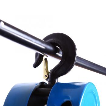 500kg Pulley Chain Block Chain Hoist Cable Hand Control Pulley Crane 2.5m Manual Block Lift Accessories