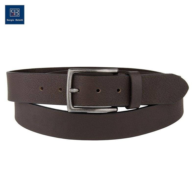 Belt Jean Sergio Belotti 401778/40 Cordoba Coffe