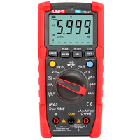 KKMOON Multimeter LCD Automotive Handheld Multimeter AC/DC voltmeter Tester Multi Meter with multimetro unit