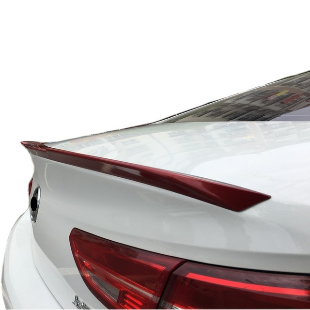 auto Styling Parts Automovil Modification Modified Mouldings Accessory Accessories Spoilers Wings 15 16 17 18 FOR Buick Vernao