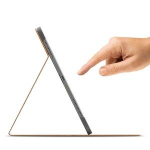 Image 3 - AJIUYU coque de protection en cuir PU, étui de protection pour iPad Pro 12.9 2018 12.9, 2018 pouces, nouvel iPad pro12.9, étui de protection