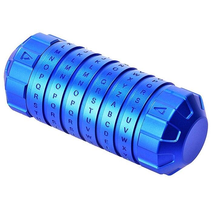 Da Vinci Code Cryptex créatif romantique cadeau d'anniversaire Puzzle jouet - 5
