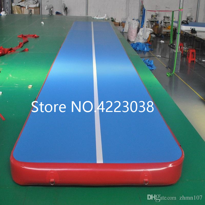 Free Shipping Free Pump High Quality 7x1x0.2m Inflatable Tumble Track Trampoline Air Track Gymnastics Inflatable Air Gym MatFree Shipping Free Pump High Quality 7x1x0.2m Inflatable Tumble Track Trampoline Air Track Gymnastics Inflatable Air Gym Mat